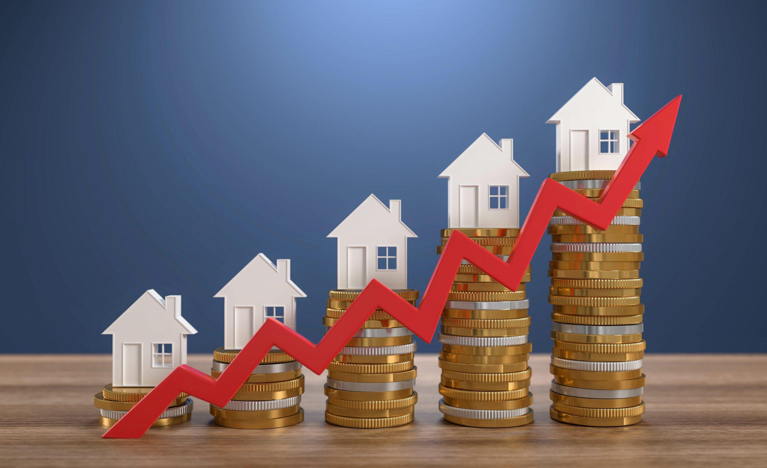 Wertsteigerung von Immobilien: Auf die richtige Lage kommt es an