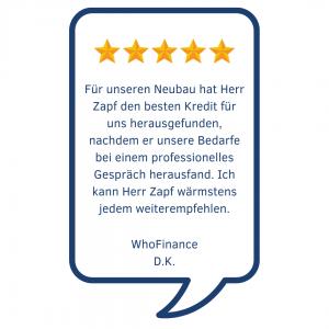 Bewertung DK